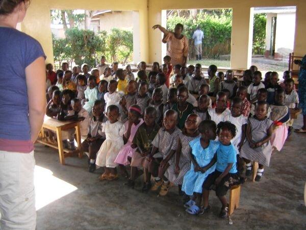 SOET Uganda - classroom
