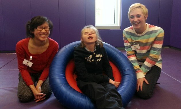 Designing Women Make Toys Accessible for Disabled Kids